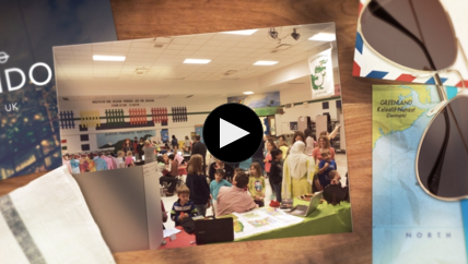 VIDEO: Multicultural Fair