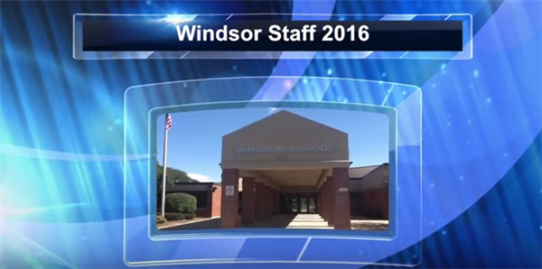 Windsor Staff 2016