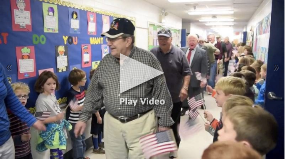 Daily Herald covers Veterans Day Breakfast
