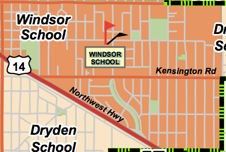 Windsor Boundaries