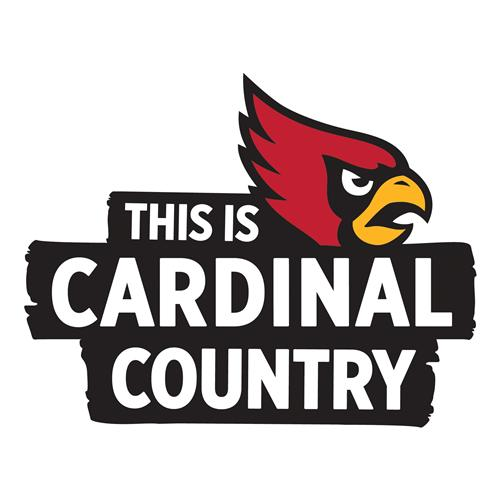 This is YOUR Cardinal Country!