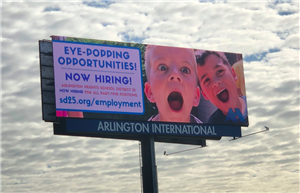 Eye Popping Opportunities - Billboard