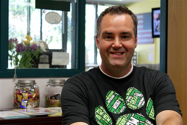 Meet your new admin: Brad Carter, Westgate Elementary School
