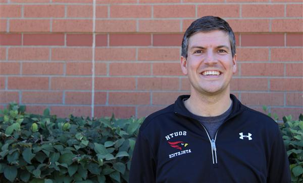 Meet your new admin: Steve Perkins, South Middle School