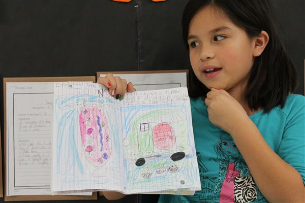 Drawing creativity out of the Olive Owls