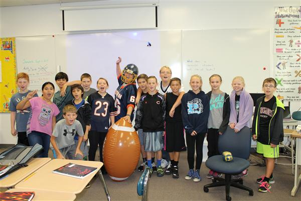Kick, Punt & Graph – Math at South