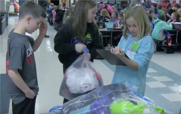 VIDEO: Owl Service Learning Club, In Action