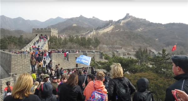 VIDEO: TMS travels to China