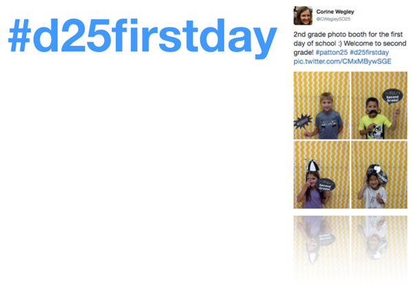 Catch up! #d25firstday