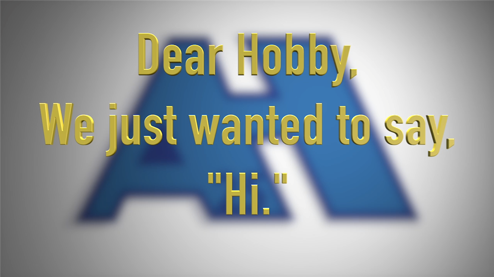 Video: Hi, Hobby Elementary. You're not alone.