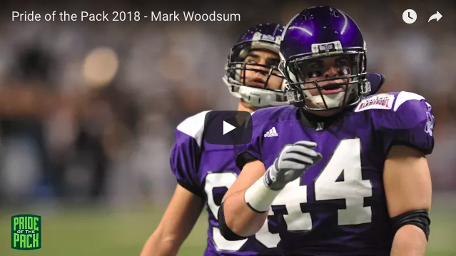 VIDEO: Mark Woodsum, 2018 POTWP Inductee