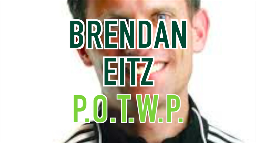 VIDEO: Brendan Eitz, 2019 POTWP Inductee