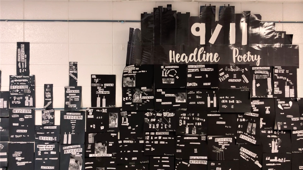 What do middle schoolers think about 9/11?