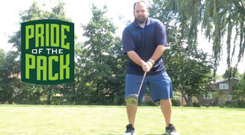 VIDEO: Pride of the Wolfpack hits the links