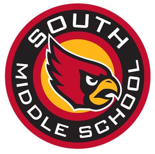 South Middle School Circle Logo