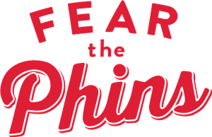 Fear the fins logo.