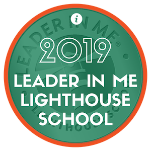 Westgate is so honored to be a Leader in Me Lighthouse School. What this means is that we completed the entire two-year training regimen by the Leader in Me program, and we went through an extensive, on-site review by Franklin Covey to ensure the fidelity of the implementation of the training. Our students and entire community embraces the Leader in Me qualities.